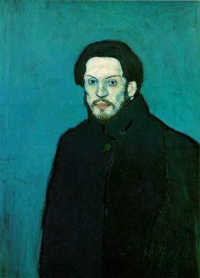 Pablo Picasso, Auto-Retrato