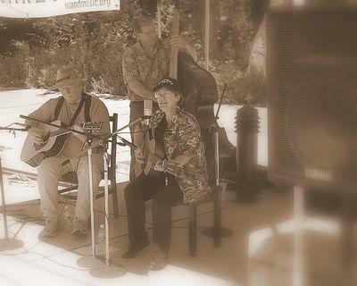 folk group - sepia