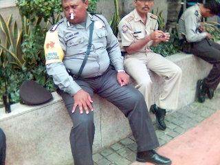 polisi gokil
