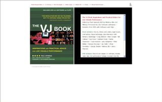 The VJ Book - Live Visual Performance