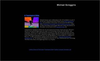 Topological Slide - Michael Scroggins - Stewart Dickson
