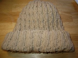 Baby Cable Hat II