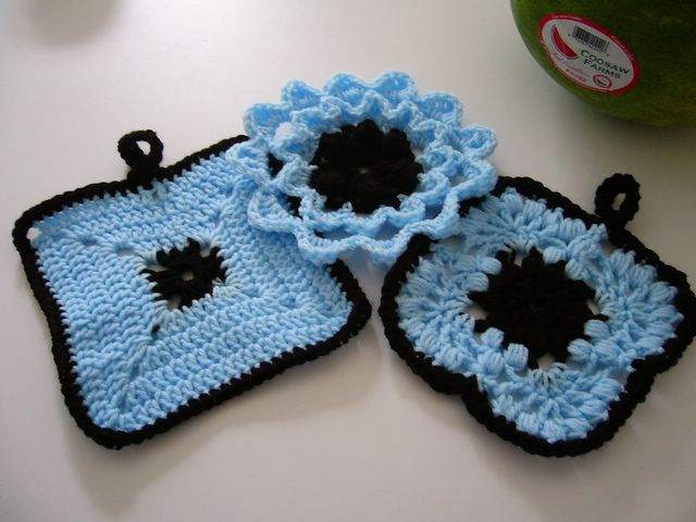 Potholder Set