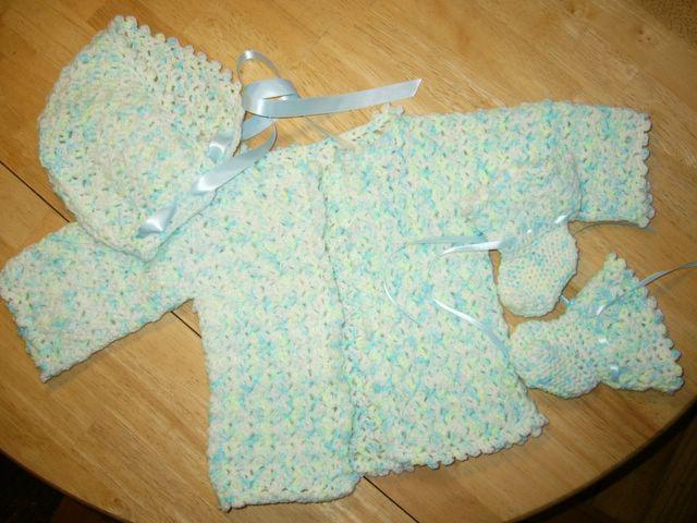 Mint Baby Set
