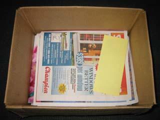 CRAP Box at 7 Weeks