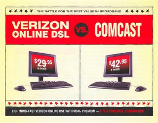 LowLight of Week 3: Verizon DSL