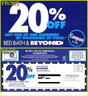 LowLight of Week 14: Bed Bath & Beyond