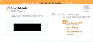 Week 25 Dishonorable Mention: Earthlink/Visa