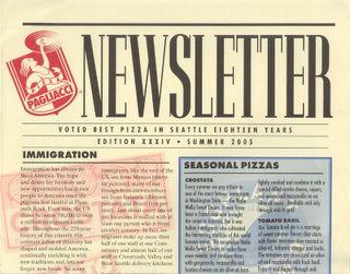 LowLight of Week 26: Pagliacci Pizza