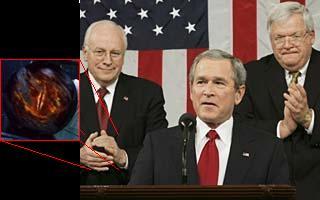 Does Cheney have a Palantír?