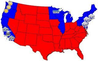 Politically Driven Weather Phenomenon?