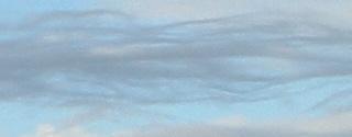 Menacing Clouds--Detail