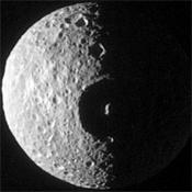 "Saturn's ""Moon"" Mimas"