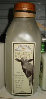 Wholesome Milk Bath