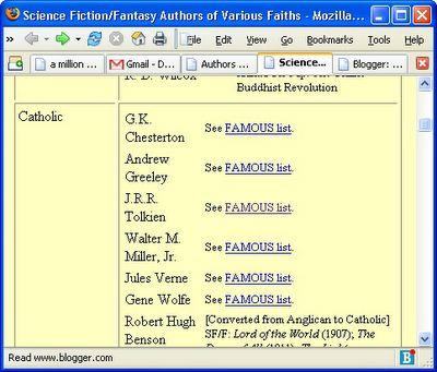 cool tools for catholics april 2005