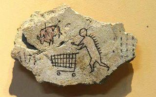 pietra con disegni