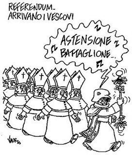 vignetta Vauro astensione