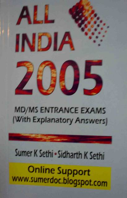 entrance exam 2005 Question papers - here you can post and request sample papers or previous year questions papers of any exam.