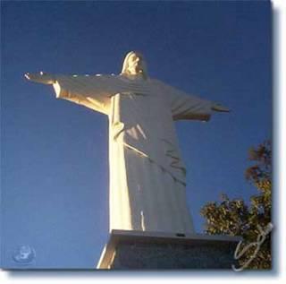 O Cristo, de Serra Negra