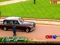 [Royal Rolls Royce Phantom VI State Limousine]