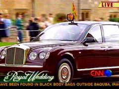 [Royal Bentley State Limousine]