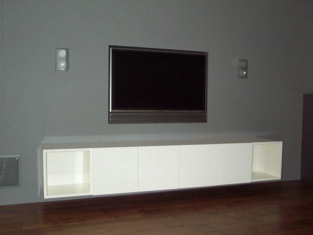 Tv In Muur : Tv in muur inbouwen fi belbin