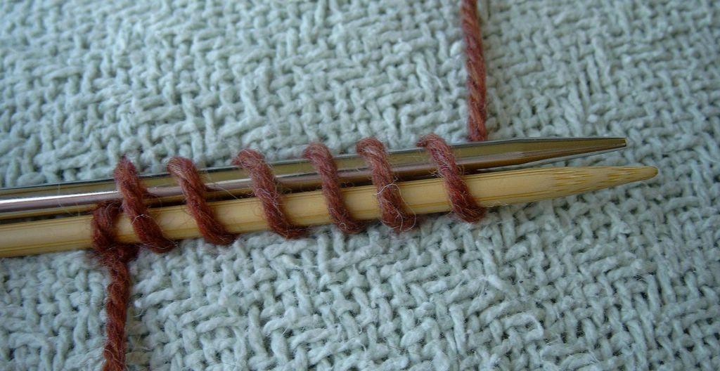 Knitting Casting On Tutorial : Fluffyknitterdeb knitting made easier turkish cast on