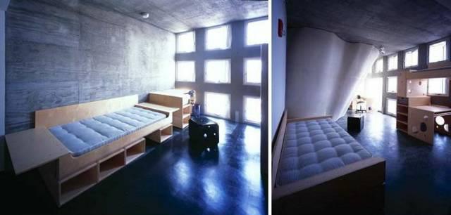 Steven Holl Room Hotel
