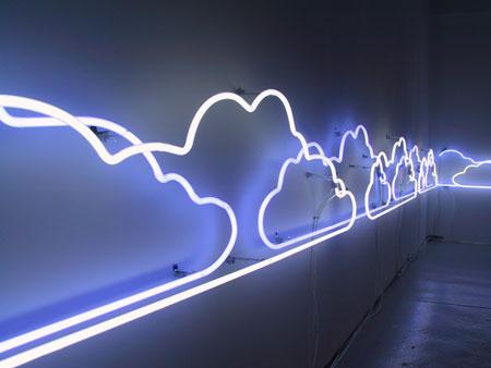 Bedroom Neon Lights