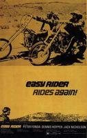 Easy Rider, de 1969, convirtió el rugido de las Harleys en una auténtica banda sonora