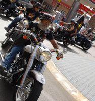 El calendario de concentraciones Harley tiene paradas en todo el mundo durante todo el año