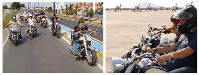 Ruta por las calles de San Pedro del Pinatar y visita a la Academia General del Aire