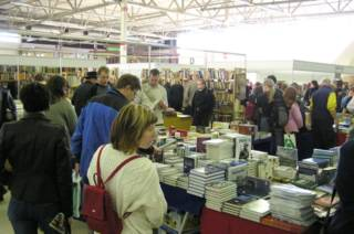A general view of the Book Fair