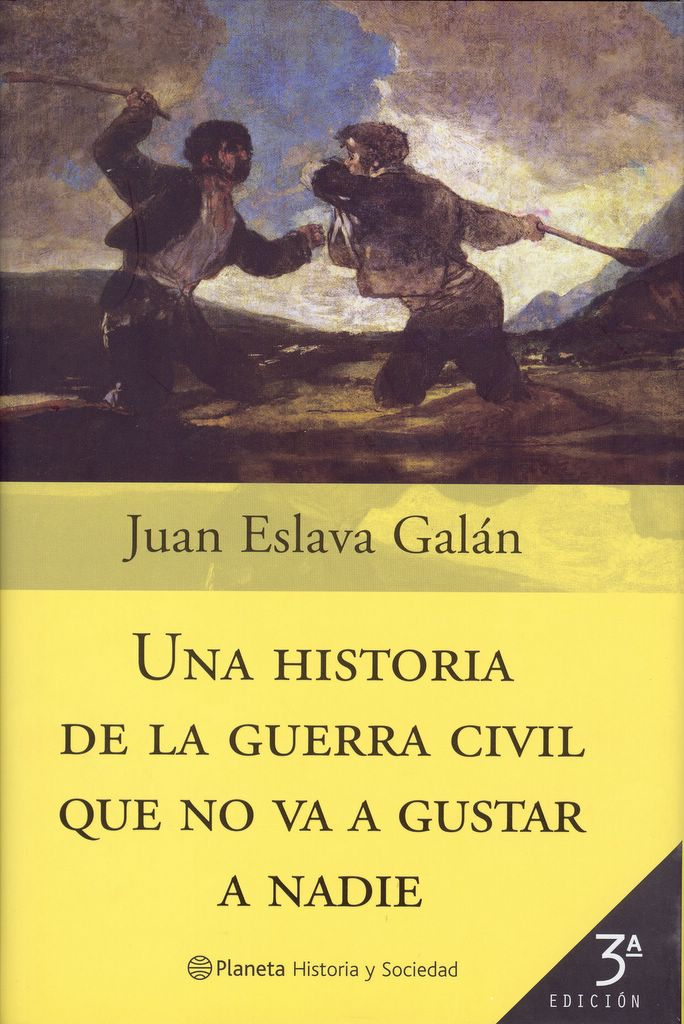 libro de la guerra civil: