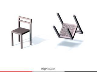 kallemo rubber chair MOMA komplot design hightower