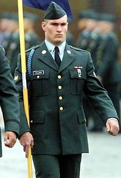 Army ranger dress uniform pictures