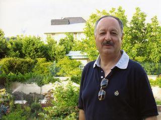 شادروان مهندس داریوش خان طهماسبی بزرگ مرد عرصه سازندگی ایران