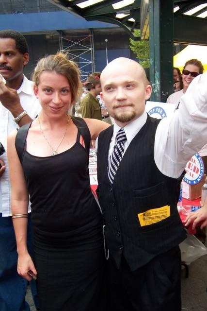 chris rush cohen august 2004