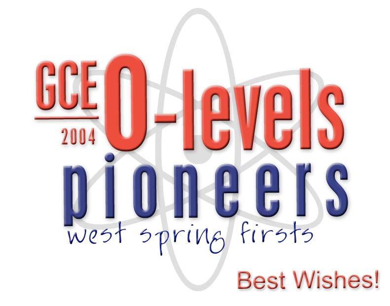 The West Spring Blogs: GCE O-level Result Release