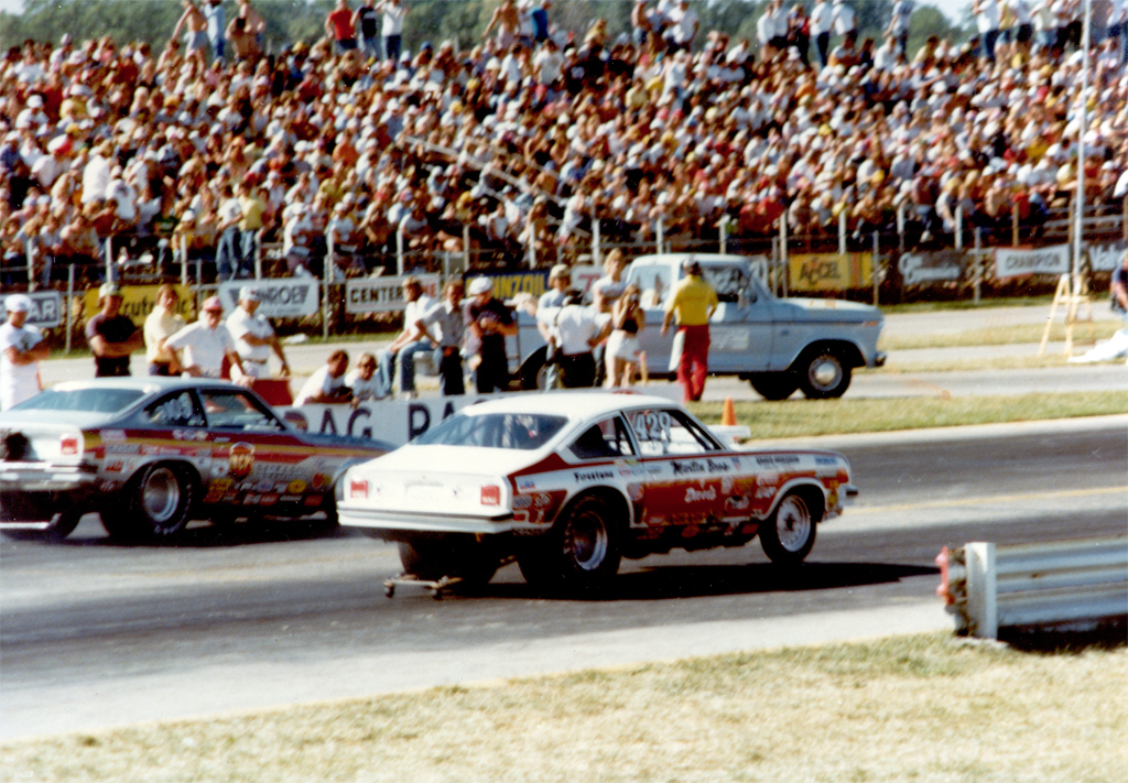 Hot Rods & Vintage Race Cars: Martin Bros. \'77 Vega