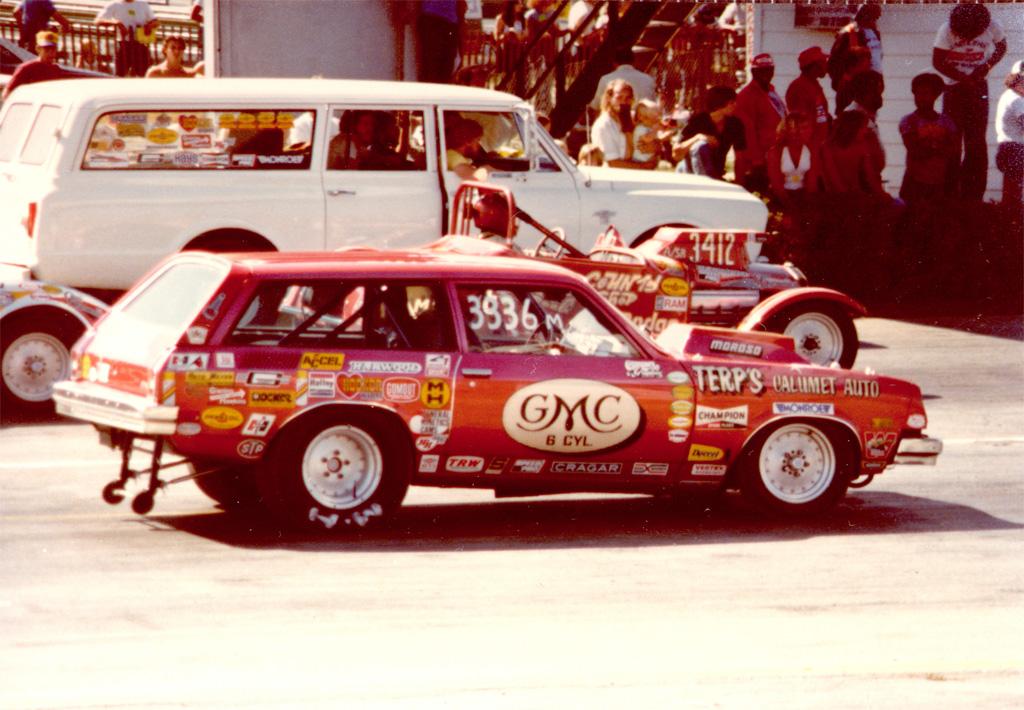Hot Rods & Vintage Race Cars: January 2005