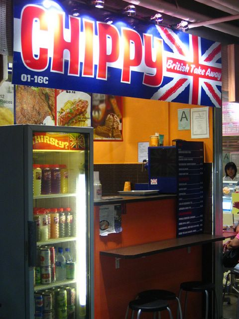 Chippy's British Take Away