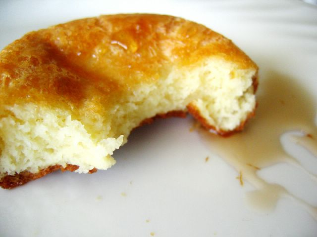 Cross section of popover