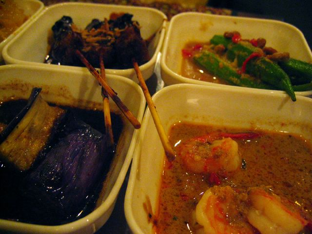 More indo dishes