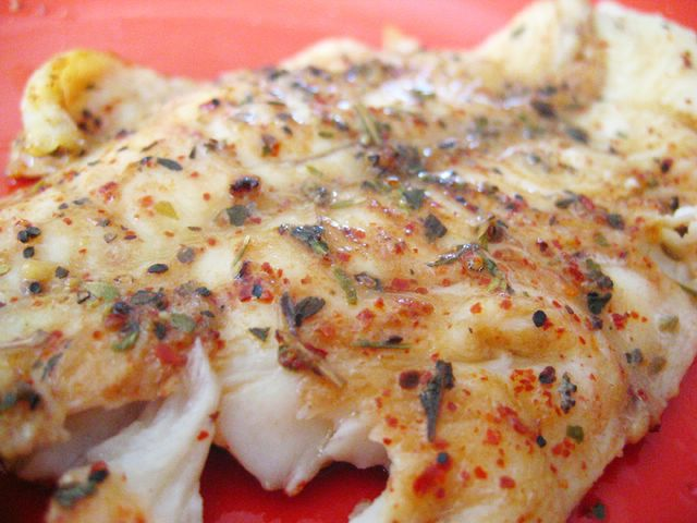 how to cook fish marinade