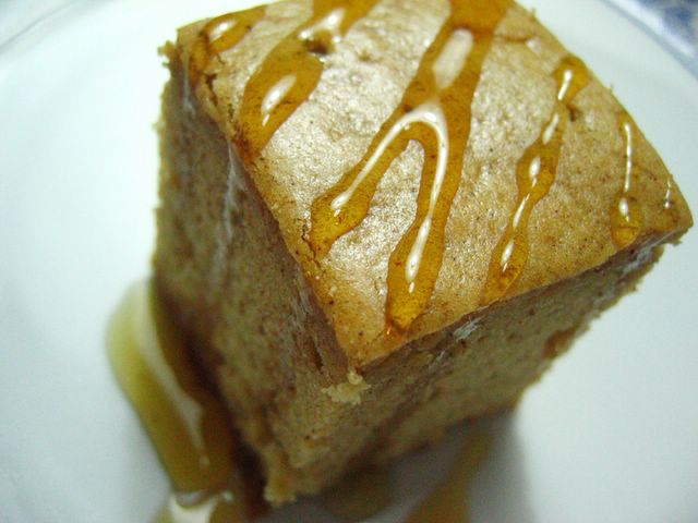 Honey Honey Cake