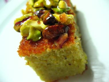 Cake slice 3