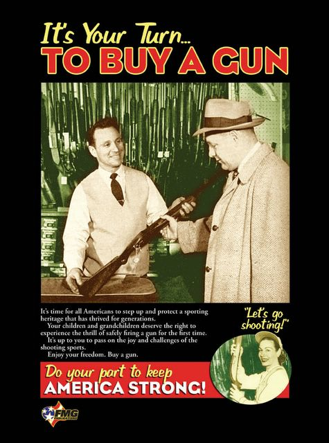 Now, Become a Gun Owner