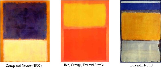 K Nstler K Ln rothko and quot the white cube quot