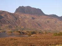 Slioch and Loch Maree - Friday evening